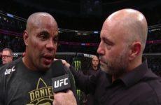 Джо Роган про интервью, которое он взял у Кормье после боя на UFC 241