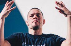 Нейт Диас рассказал, что он будет драться с Хорхе Масвидалем за неофициальный пояс чемпиона