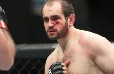 Сапарбек Сафаров не возьмёт участие на турнире UFC в Китае