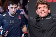 Бен Аскрен и Демиан Майя могут провести бой на турнире UFC в Бостоне
