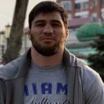 Шамиль Гамзатов проведёт свой дебют в UFC на турнире в Москве