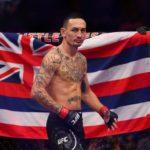 Макс Холлоуэй снова выйдет в октагон на UFC 245