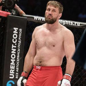 Виталий Минаков прокомментировал победу над Тимоти Джонсоном