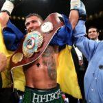 Василий Ломаченко о своей мотивации в боксе