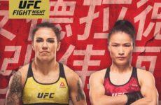 Коэффициенты букмекерских контор на турнир UFC Fight Night 157