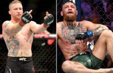 Джастин Гэтжи отреагировал на слова МакГрегора про то, что они могли подрать на UFC 240