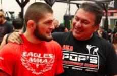 Хавьер Мендес рассказал о настрое Хабиба Нурмагомедова накануне UFC 242