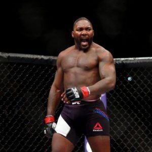 Стала известна дата возвращения Энтони Джонсона в UFC