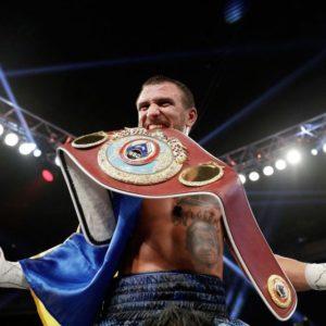 Василий Ломаченко назвал свою тройку лучших боксёров мира
