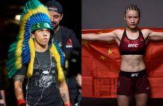 Бойцы MMA дали прогнозы на бой Джессика Андраде — Вейли Жанг