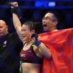 Вейли Жанг уверена в успешном исходе боя с Джессикой Андраде