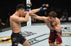 Бой Мовсара Евлоева на турнире UFC в Китае отменён