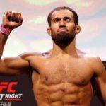 Майрбек Тайсумов хочет получить топового соперника после UFC 242