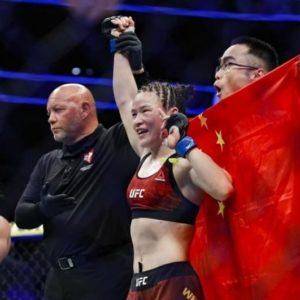 Вейли Жанг добыла лёгкую победу над Джессикой Андраде