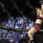 Слова Вейли Жанг после виктории над Джессикой Андраде на UFC Fight Night 157