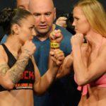 Холли Холм и Ракель Пеннингтон сразятся на UFC 243 в Мельбурне