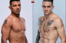 Видео боя Кристос Гиагос — Драккар Клозе UFC 241