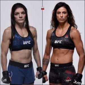Видео боя Лорен Мерфи – Мара Ромеро Борелла UFC on ESPN 5