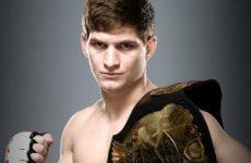 Видео боя Мовсар Евлоев — Жэньхонг Лю UFC Fight Night 157
