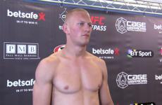 Видео боя Оскар Пиечота — Родольфо Вийера UFC Fight Night 156