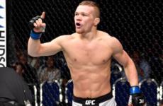 Петр Ян может выйти в октагон в рамках UFC 245