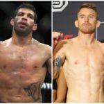 Видео боя Рафаэль Ассунсао — Кори Сандхаген UFC 241