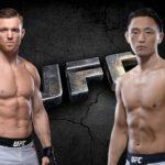 Видео боя Скотт Холцман – Донг Хьюн Ма UFC on ESPN 5