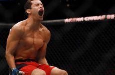 Видео боя Умберто Бэнденэй — Луис Эдуардо Гарагорри UFC Fight Night 156