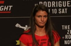 Видео боя Ханна Сайферс — Джоди Эсквибель UFC 241