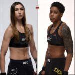 Видео боя Шана Добсон — Сабина Мазо UFC 241