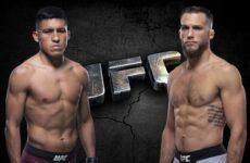 Видео боя Энрике Барзола — Бобби Моффетт UFC Fight Night 156