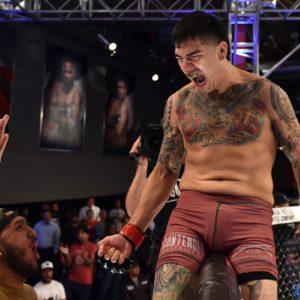 Видео боя Энтони Эрнандес — Юн Ёнг Парк UFC Fight Night 157