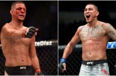 Бойцы MMA сделали прогноз на бой Нейт Диас — Энтони Петтис на UFC 241