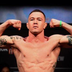 Результаты взвешивания турнира UFC on ESPN 5: Колби Ковингтон — Робби Лоулер