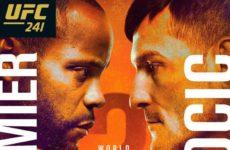 Смотреть онлайн UFC 241: Даниэль Кормье — Стипе Миочич 2, Энтони Петтис — Нейт Диас
