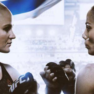Прямая трансляция UFC Fight Night 156: Валентина Шевченко — Лиз Кармуш