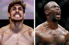 Видео боя Антонио Карлос Джуниор — Юрайа Холл UFC Fight Night 158
