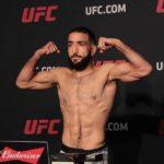 Видео боя Белал Мухаммад — Такаши Сато UFC 242