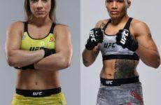 Видео боя Бэт Коррейа — Сиджара Юбэнкс UFC on ESPN+ 17