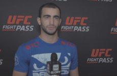 Видео боя Гига Чикадзе — Брэндон Дэвис UFC Fight Night 160