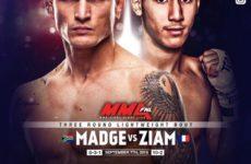 Видео боя Дон Мэдж — Фарес Зиам UFC 242