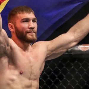 Ион Куцелаба легко разобрался с Халилом Рунтри на UFC Fight Night 160