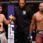 Слова Хавьера Мендеса о локальном провале Зубайры Тухугова на UFC 242