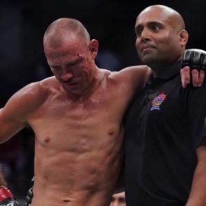 Комментарий Дональда Серроне после поражения Джастину Гэтжу в рамках турнира UFC Fight Night 158