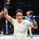 Официально: Джессика Роуз-Кларк выступит на UFC Fight Night 163