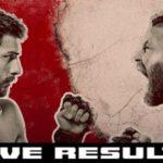Результаты турнира UFC Fight Night 159: Яир Родригес - Джереми Стивенс