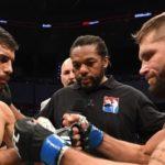Медицинские отстранения участников турнира UFC Fight Night 159: Яир Родригес - Джереми Стивенс Главная