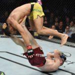 Зарплаты участников турнира UFC Fight Night 158: Дональд Серроне - Джастин Гэтжи