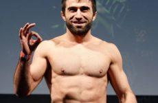 Омари Ахмедов подписал новый контракт с UFC