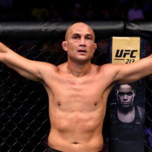 Би Джей Пенн уволен из UFC